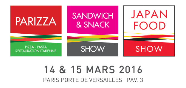 Salons evenements for Salon sandwich and snack show