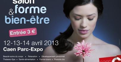 Salon Forme & Bien-être du 12 au 14 avril 2013
